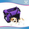 Classic Foldable And Portable Pet Soft Crate, Fabric Pet Crate pet bag carriers dog crate