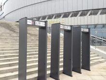 Metal Defender Water Resistant Walk Through Metal Detector