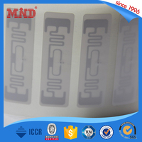 MDIY131 type 9662 rfid sticker for library management