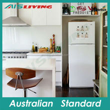 Australian style home and kitchen designs high end quality white galaxy granite countertop kitchen cabinet