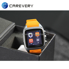 3G Cheap GPS Phone Call SmartWatch Sim Card Slot GSM Dual Core Android 4.4 Wifi Android Smart Watch