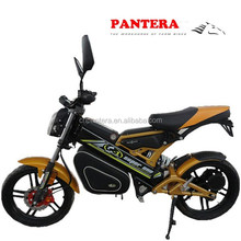 Portable Powerful City Road Legal Electric Foldable Motorbike