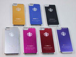 High Quality Brushed Aluminum Case for iPhone 5