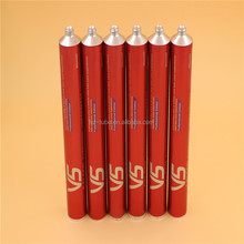 beautiful-designed cylinder hair color dye cream aluminium tube