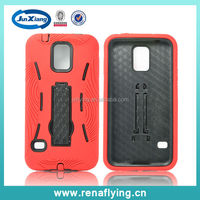 Beautiful super qualtiy amazing fingerprint silicone back best cellphone case for samsung galaxy s5