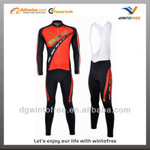 2013 cycling specialized jersey bib long pants custom made by original manufactory,long sleeve bicycle jersey suit