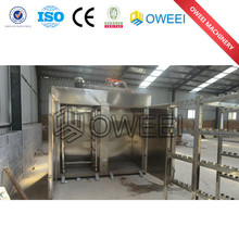professional stainless steel multifunctional chicken/bacon/fish/meat/sausage smoked furnace for sale manufacturer