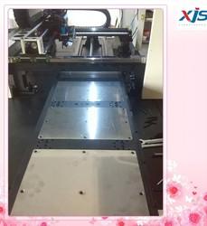 XJS-S206 desktop smd pick and place machine/ smt led assemble robot machine/Led bulbs manufacturing machine