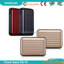 15000mah power bank of china new innovative product with 4 LED light to indicate battery level