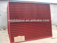 durable 8ft high metal temporary fence panels(Canada market) )