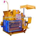 تصاميم المنازل qmy6-25 الصناعات الصغيرة آلات الرماد المتطاير من الطوب آلة صنع في الهند السعر