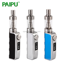 ALPHA 50W box New vapor mod kit paipu odyssey kit 2200MAH pegasus 70w mod and 3.5ml triton tank wholesale
