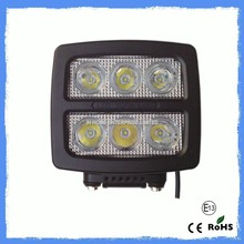 Factory direct 60w led work light, ip67 car led work light, 12v offroad led car work light