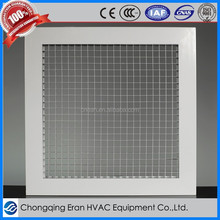 Aluminum Alloy Egg Crate Air Grille