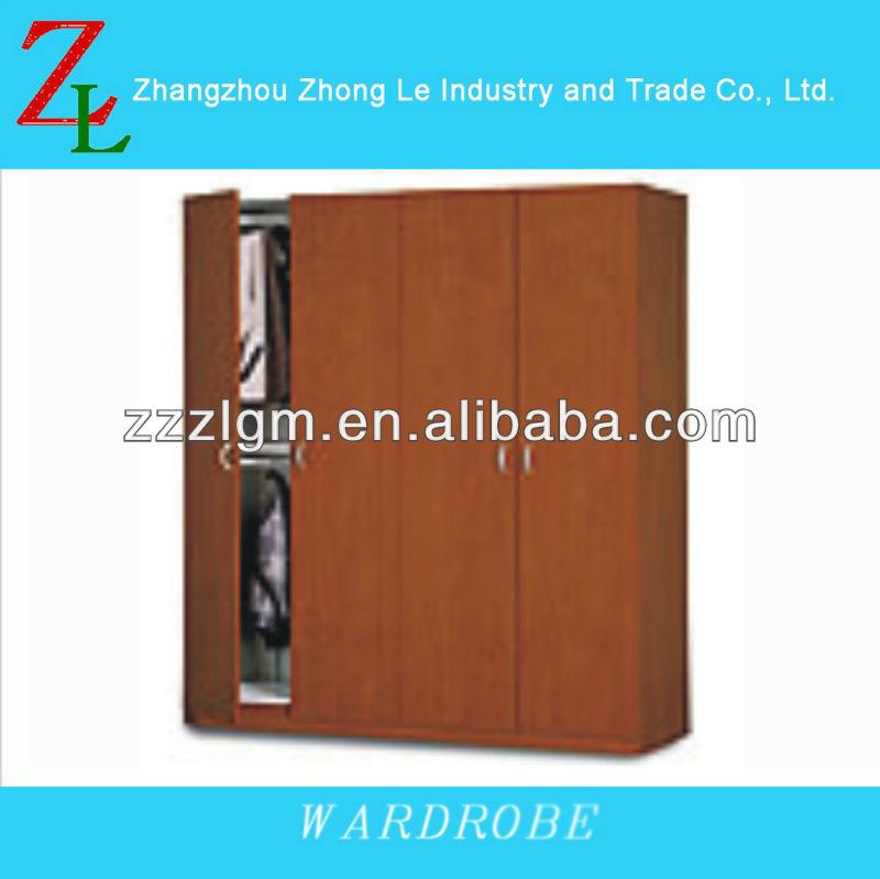 Armario de madera ( closet de madera, Armarios ) WR051
