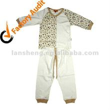 Fashion Cotton Baby Pajamas (high quality& competitive price)