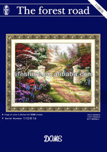 the forest road creative products with 100pcs free shipping to every country for decration walls