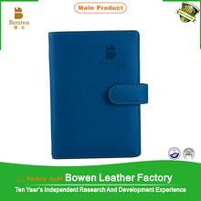 Executive Leather Ring Binder/ Supplier From Mumbai India Leather Checkbook Cover