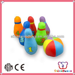 Non Phthalate Material Sports Bowling Ball