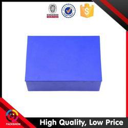 Low Cost Custom Shape Printed Drawer Fashion Box