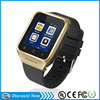 2014 Dual Core Wrist Android 4.4 Watch 3G WCDMA/GSM GPS Smart Watch Phone With Skype video Chat