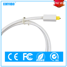 New china products no radio wave electromagnetic interference digital TV usb audio cable