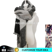 2015 super warm italian scottish pure mongolian winter cashmere pashmina scarf nepal for women