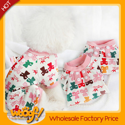 Hot selling pet dog products high quality xxx small dog clothes from china