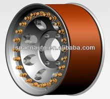 2013 Newest replica bbs wheel rims with excellent design