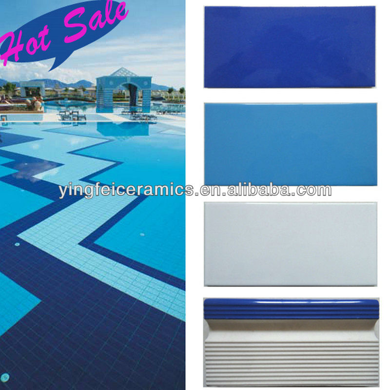 Ceramica piastrelle del bordo piscina 240x115mm piastrelle di ceramica id prodotto 506812208 - Piastrelle bordo piscina ...