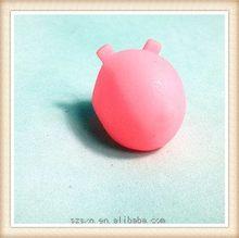 Best quality professional flashing yellow duck bath toy