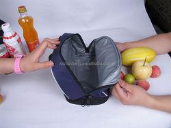 2015 cheap wine bottle wine bottle cooler bag/ blank wine bottle cooler bag/ promotional cool boxes