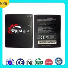 Factory outlet Shenhzhen OPPA li-ion battery for Darknight Wiko 2000mA