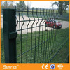 2014 Hot Sale High Quality Green Vinyl Coated Welded Wire Mesh Fence
