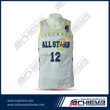 wholesale reversible basketball uniforms/sets custom basketball jersey team names