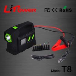 23100mah 24V Polymer Li-ion battery emergency road kit of Vehicle Tools