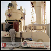 Mining prefessional raymond carbon black grinding mill with ISO CE!
