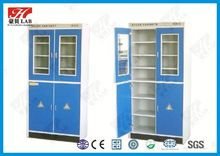 New lab furniture 2015 innovative products physics experiment reagent tall cabinet/cupboard in Guangzhou,China