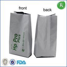 aluminium foil bag for food/plastic food packaging bag/food vacuum bag for beef
