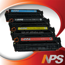 CE410A CE410X toner for HP 300/400/M351/M451M375/M475 printer cartridge