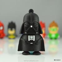 Wholesale mix cartoon STAR WARS character 32gb USB Flash Drives thumb pen drive memory stick u disk
