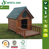 DFPets DFD3019 New Stylish Wooden Dog Kennel With Balcony