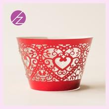new design baby shower shipping paper craft wedding cupcake wrapper DG131