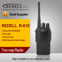 banda de radio de dos vías dual R-618