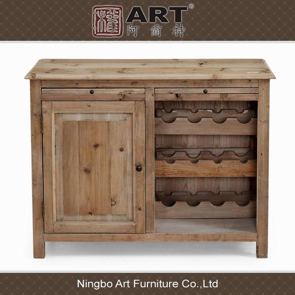 Muebles antiguos de dise o europeo mobiliario de sala - Muebles de madera de diseno ...