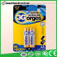 Alibaba Suppliers Iec Standard Ce Certification 1 5V Aa Battery