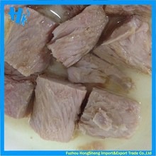 Top quality canned tuna from China