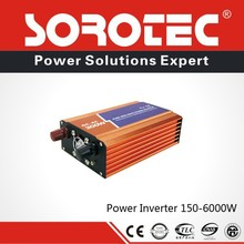 2015 high quality pure sine wave inverter home use DC to AC inverter