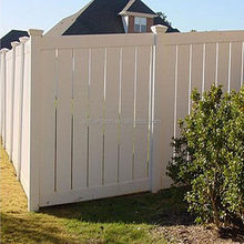 2015 trade assurance pvc privacy garden fence with lattice products made in china