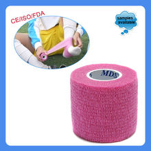 Remove Elastic Self Adhesive Bandage Tape Allergy(CE FDA Approved Manufacture)